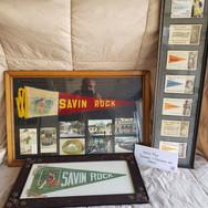 SAVIN ROCK