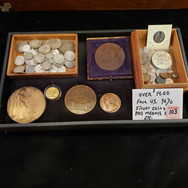 MIED COINS & MEDALS