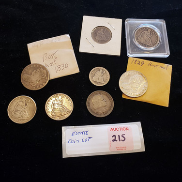 ESTATE COIN LOT