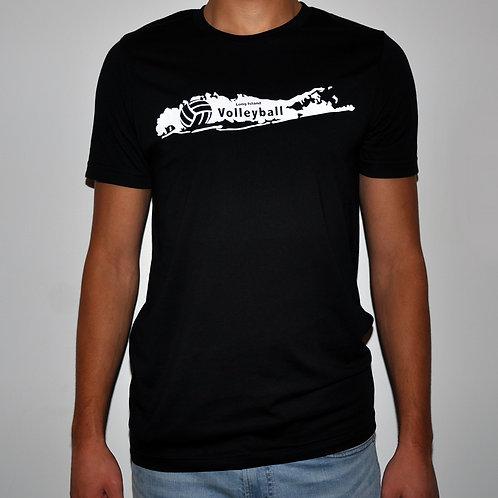 LIVball Black T-Shirt