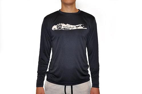 LIVball Navy Long Sleeve