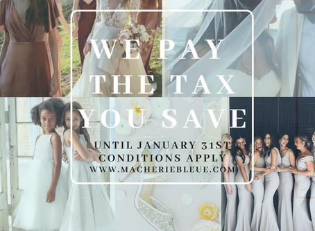 We Pay The Tax, You Save