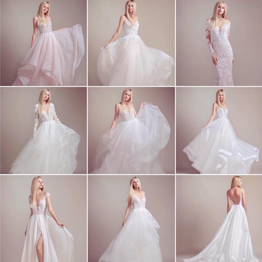 Ma Chérie Bleue I Wedding Dress I Robe De Mariée I