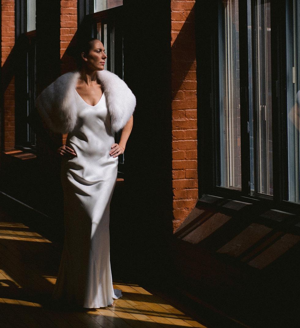 Wedding Gowns Montreal: Ma Chérie Bleue I Wedding Dress I Robe De Mariée I