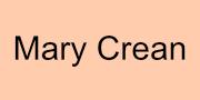 Mary Crean AM