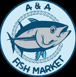 A&A Fish Market logo