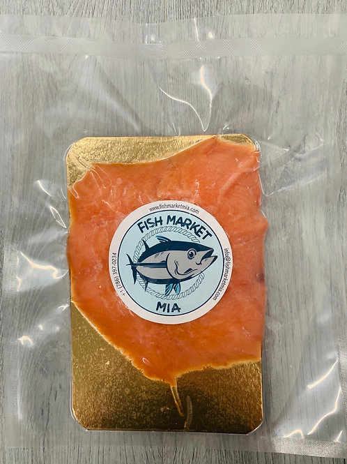 All Natural Smoke Salmon (8 oz - 1/2 Lb)