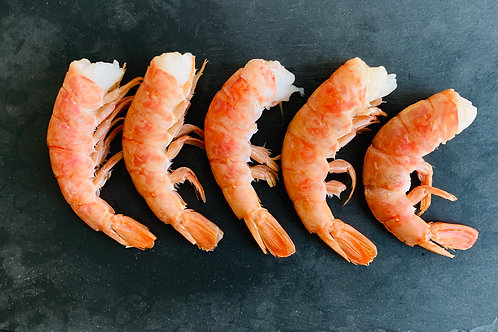 Wild Red Shrimp With Shell (1 Lb)