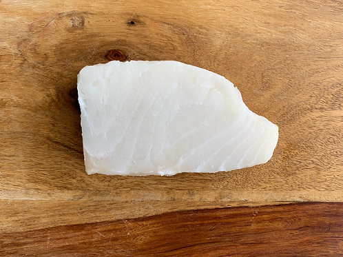 Natural Skinless Chilean Sea Bass Portion (7 - 8 oz)