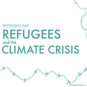 The climate crisis is a refugee crisis: here's what you need to know
