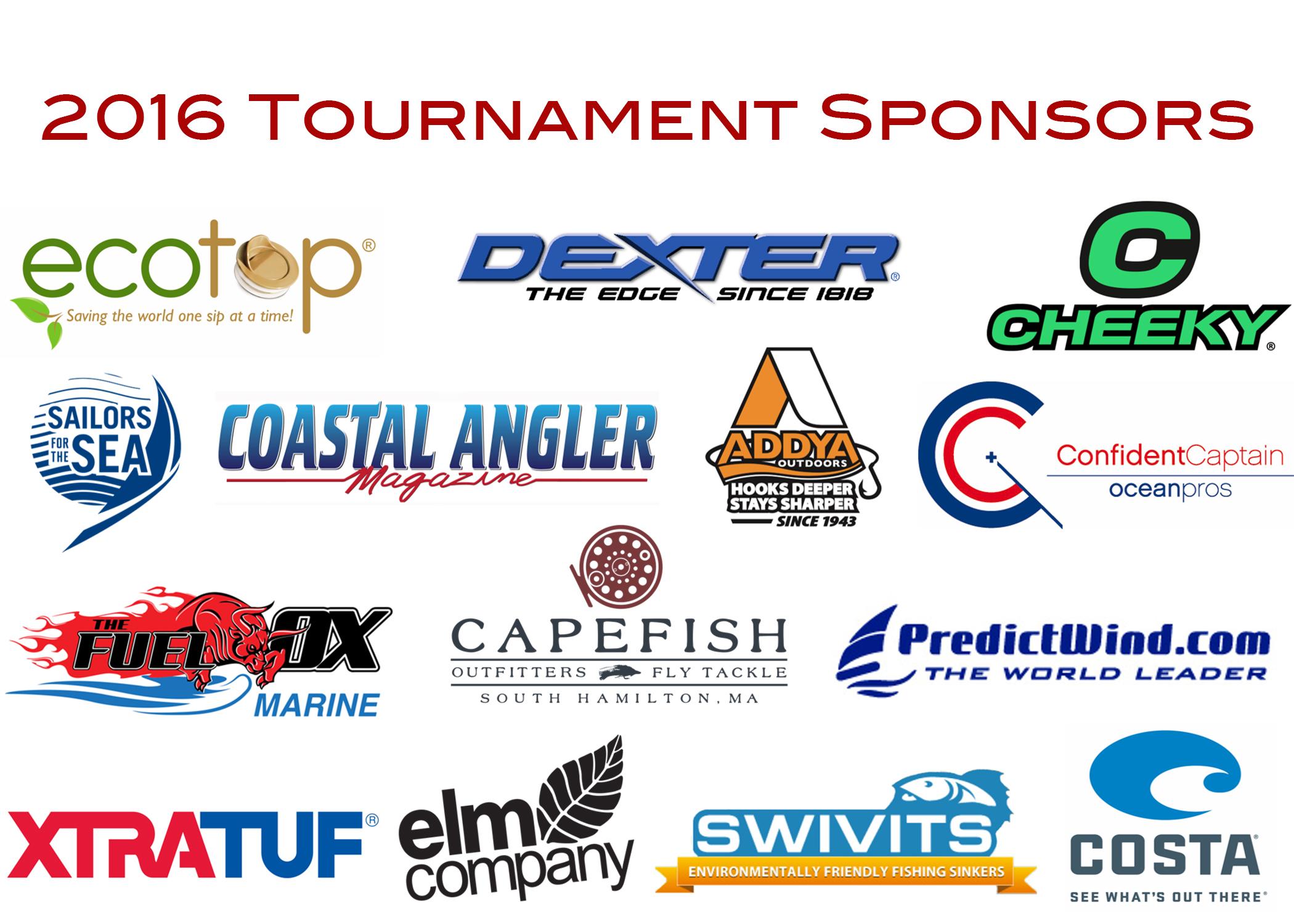 All 2016 Sponsors