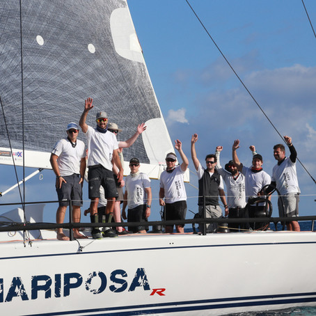 Lady Mariposa Wins 34th Pineapple Cup