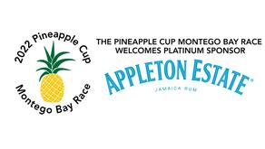 Appleton Estate partners with Pineapple Cup Montego Bay Race as Platinum Level Sponsor