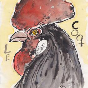 LeCoq (kr. 1000,-)