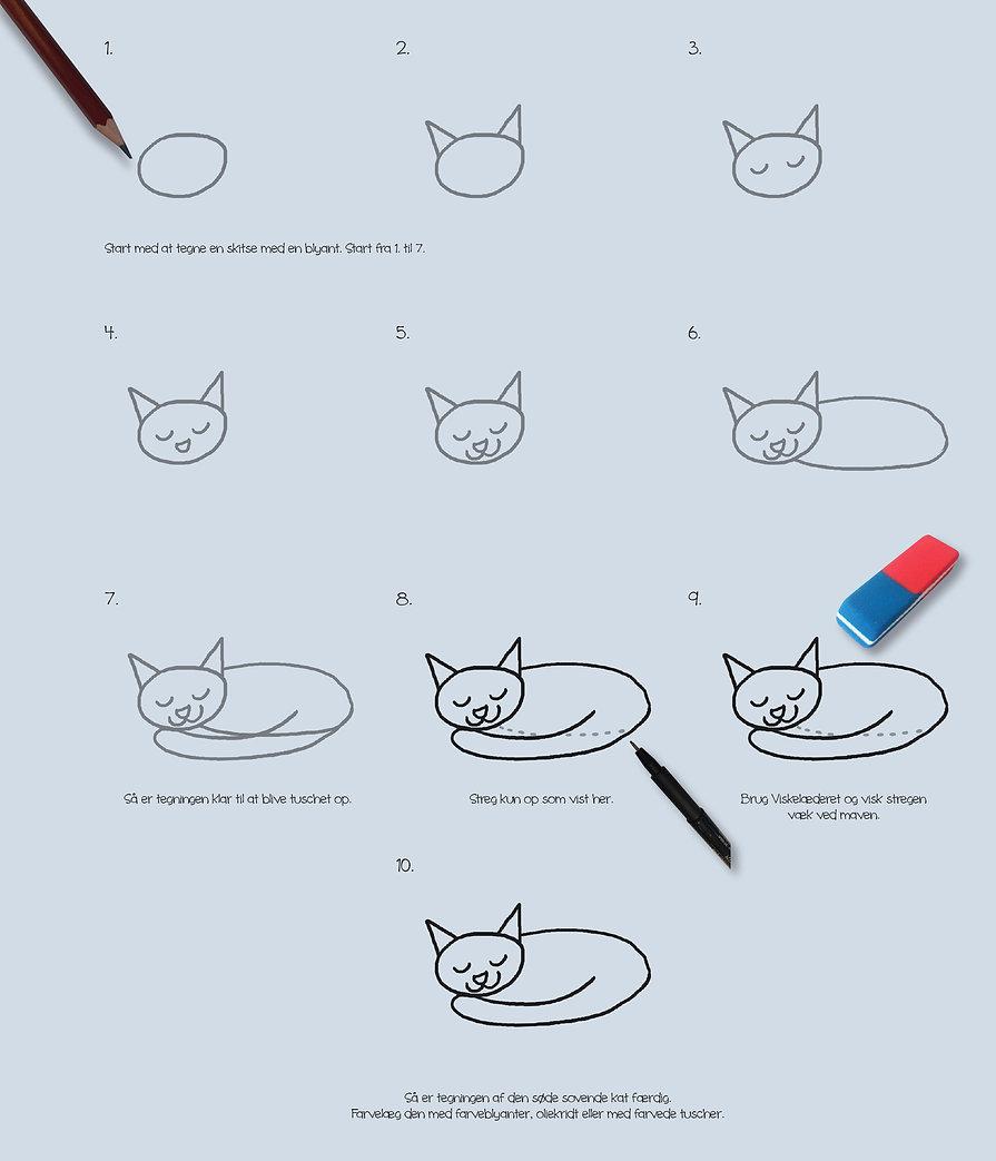 Tegn en sovende kat.jpg
