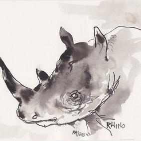 Næsehornet (kr. 500,-)