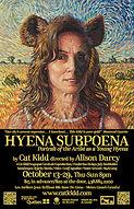 Hyena Subpoena Poster