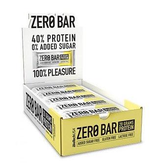 מארז חטיפי חלבון - ZERO BAR