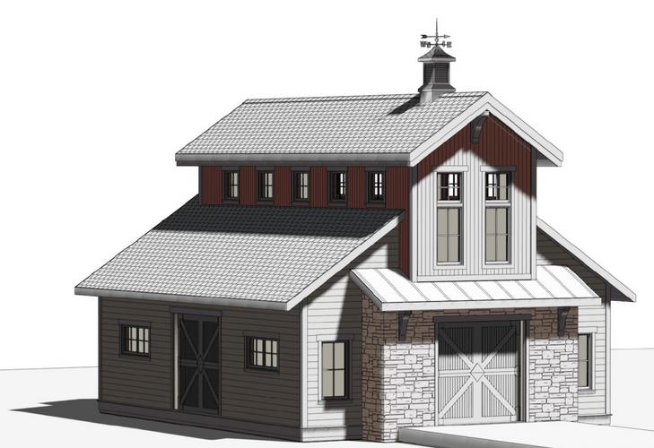 Outbuilding Design