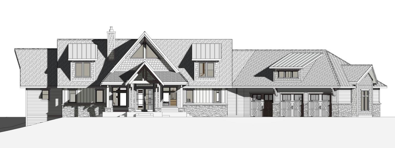 Huntsinger Custom Home