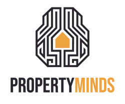 Property Minds Logo Design