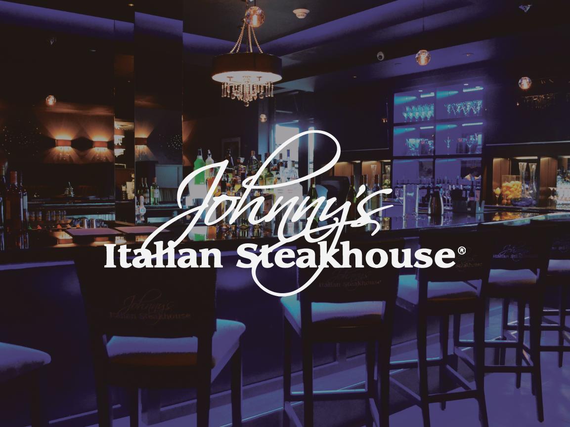Johnny's Italian Steakhouse Cover