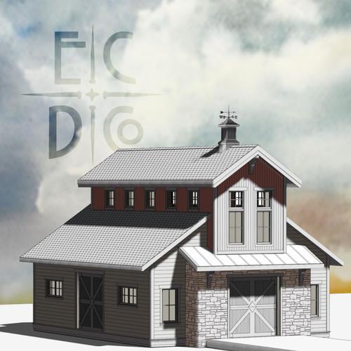 Hobby Farm Outbuilding