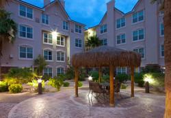 Courtyard Tiki