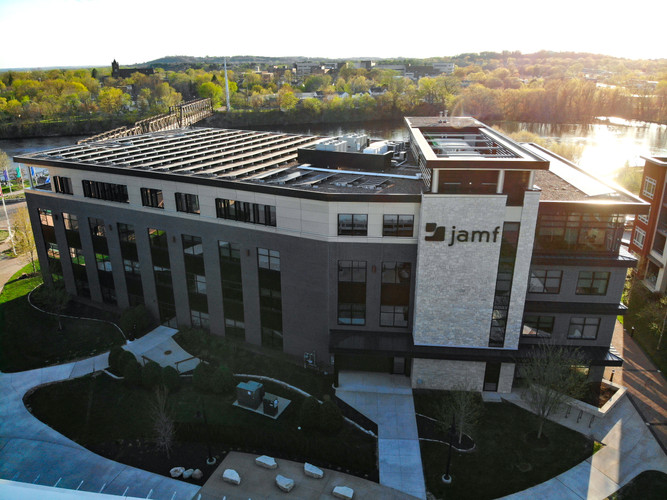 Jamf Software Solar Roof