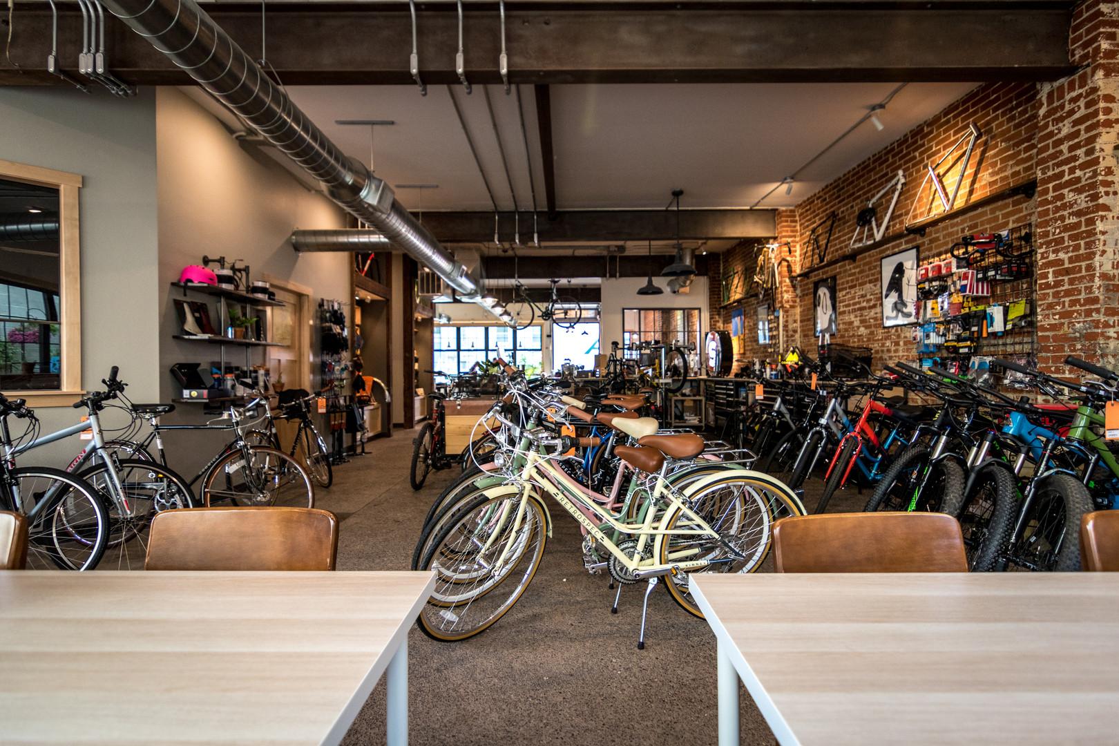 Shift Bike Shop