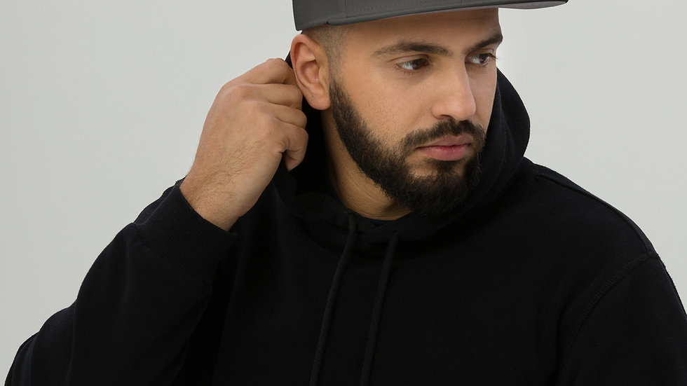 Sea-style VAXHOLE Snapback Hat