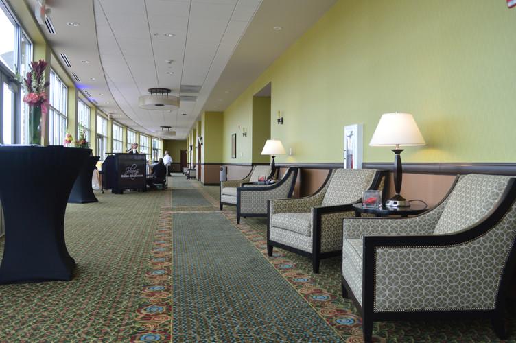 Holiday Inn Interior Design