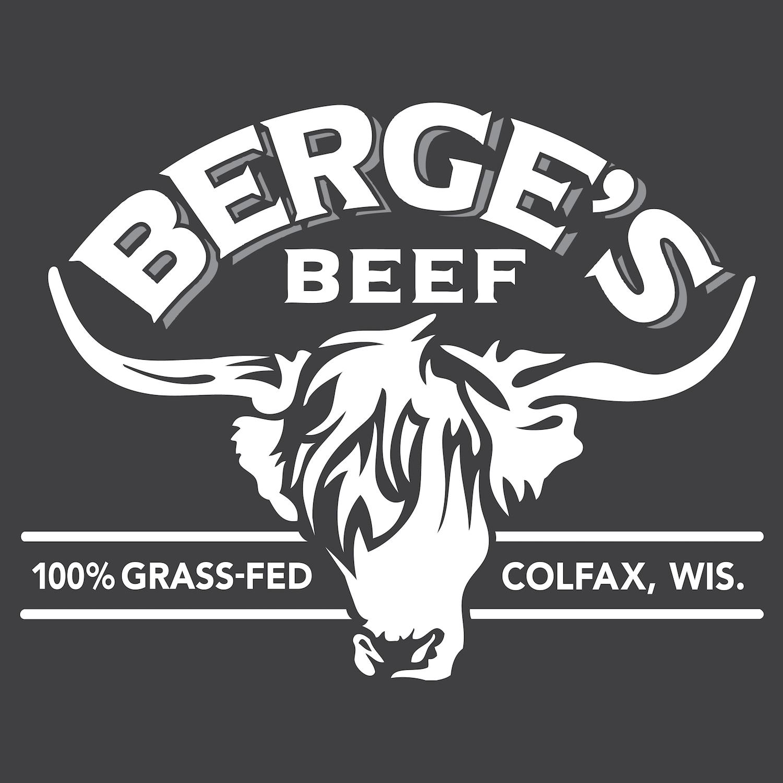 Berge's Grassfed Beef Logo