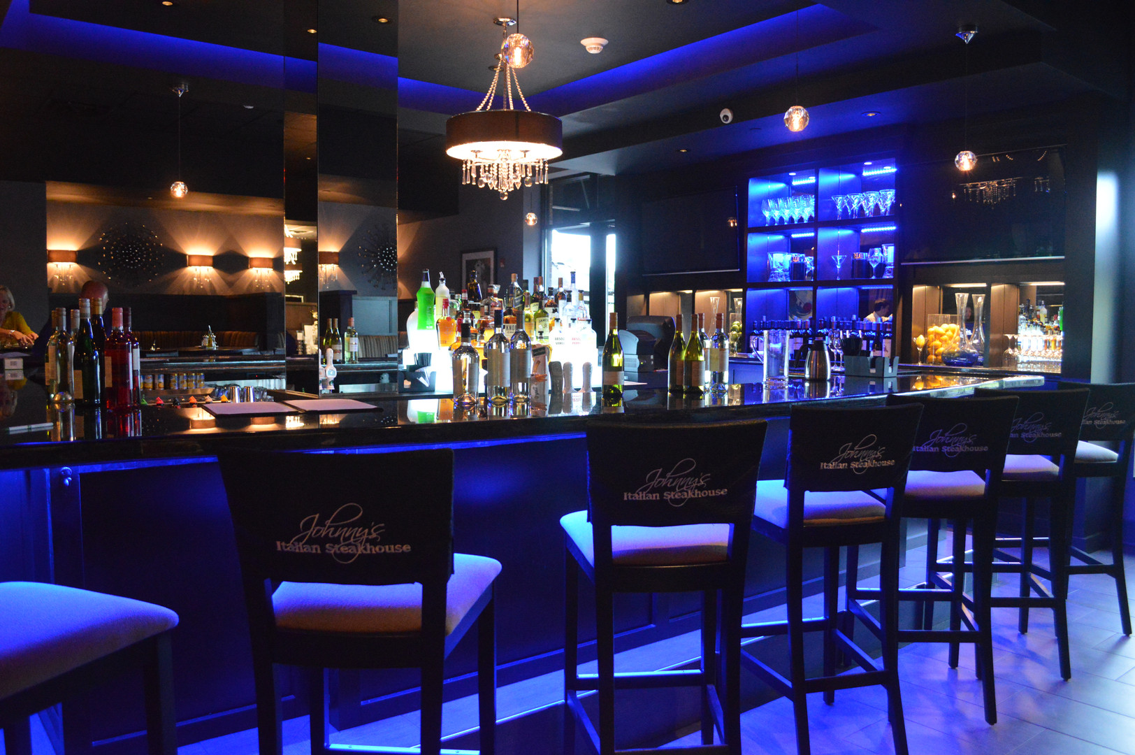 Bar at Johnny's Italian Steakhouse