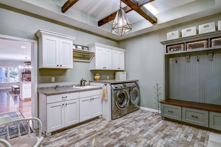 Mudroom & Laundry Remodel