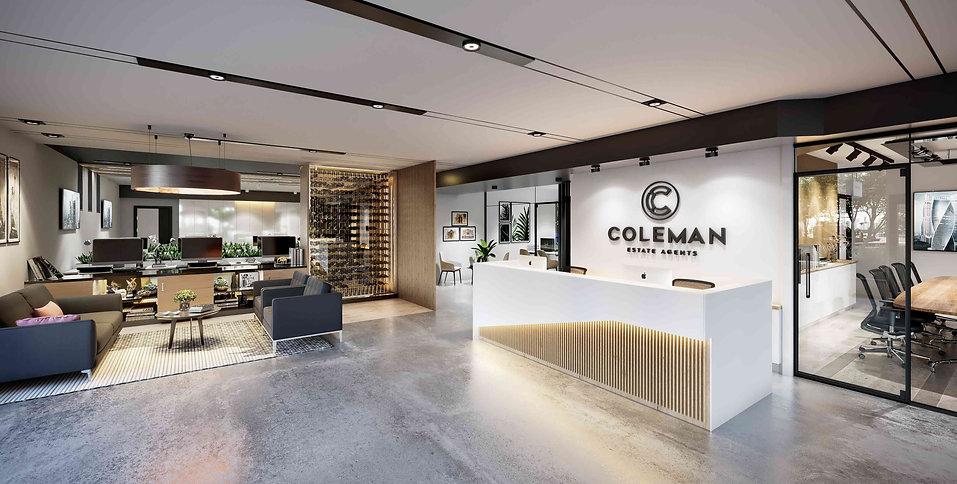 Coleman Agency Lobby