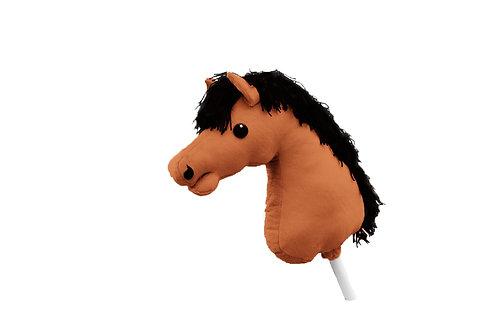 Färdigsydd käpphäst: Räv
