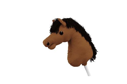 Färdigsydd käpphäst: Kola