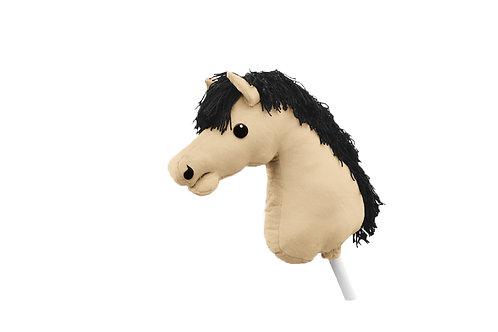 Färdigsydd käpphäst: Isabell