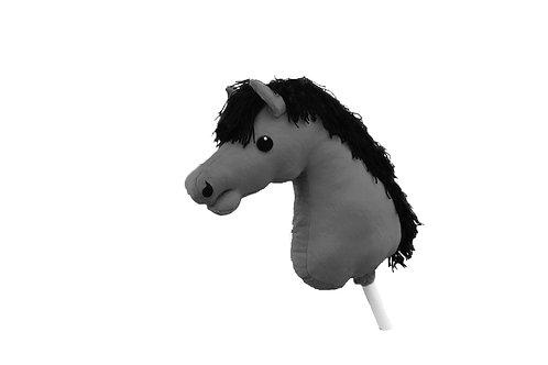 Färdigsydd käpphäst: Grus