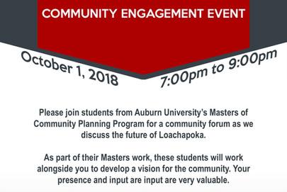 Community Event Flyer