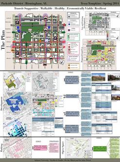Parkside District development