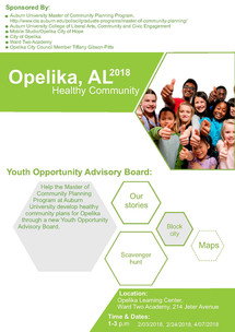 City of Opelika Community Health Assessment