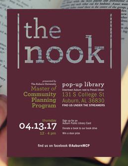 Pop-up Library, Auburn