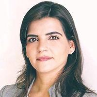 Marcela foto de perfil do LinkedIn
