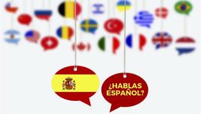 ¿Hablas Español? ¡Entonces estamos de fiesta!
