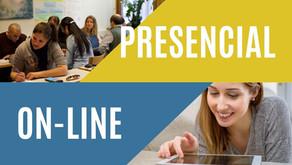 Curso de espanhol on-line ou presencial: qual a melhor opção?
