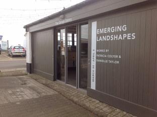 Emerging Landshapes at Aldeburgh's Garage Gallery