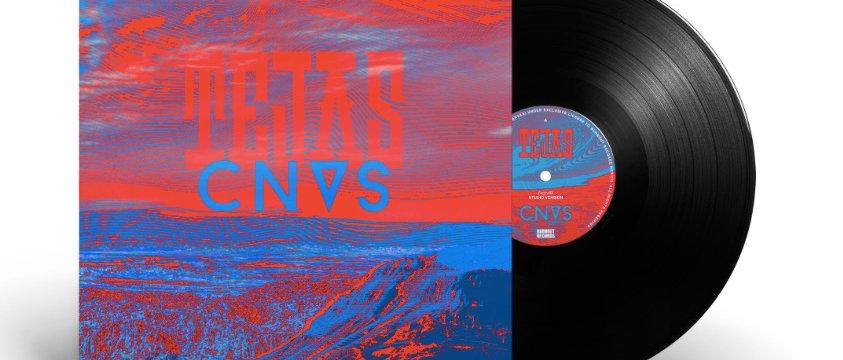"""Tejas"" Single  - CNVS / 7"" vinyl 45 RPM"