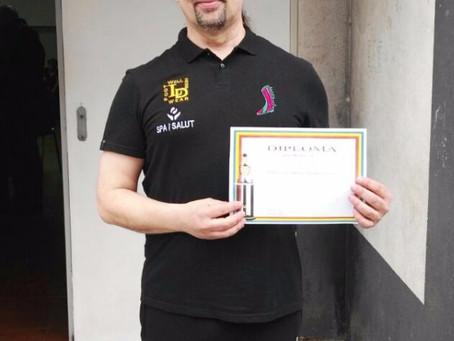 Tony García primero en Erandio (Bilbao)